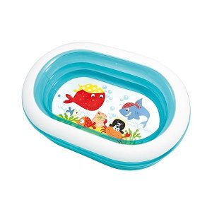 プールIntex Oval Whale Fun Pool