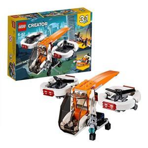 並行輸入 レゴ(LEGO) クリエイター ドローン 31071