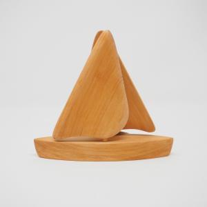木製ペーパースタンド ボート スカンジナビスク・ヘムスロイド|tiogruppen