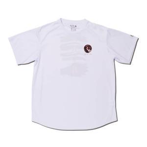 AKTR BRUSH BASKETBALL SPORTS TEE 【119-029005】WHITE|tipoff