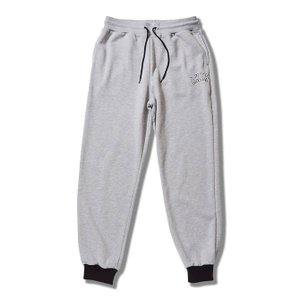 AKTR AUTHENTIC SWEAT PANTS GRAY 【217010020GY】|tipoff