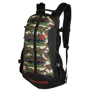 SPALDING WOODLAND CAMO BAG CAGER 【40-007WC01】|tipoff