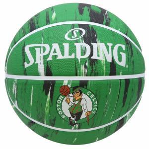 SPALDING セルティックス マーブル ラバー 7号球 【83-932J】 tipoff