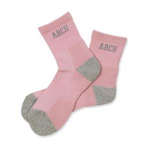 Arch sport crew socks【A321-103】sakura|tipoff