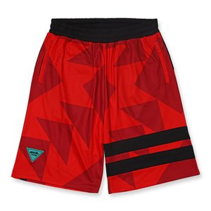Arch sporty logo shorts 【B119-106】red|tipoff