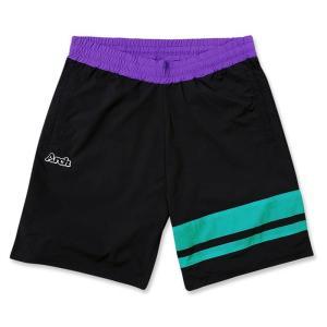 Arch  side border shorts【B121107】black|tipoff
