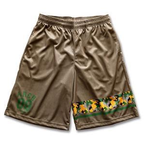 Arch one side camo shorts【beige】 B15-009 tipoff