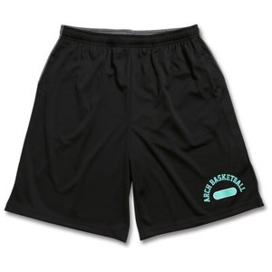 Arch work out shorts【black】 B16-008 tipoff
