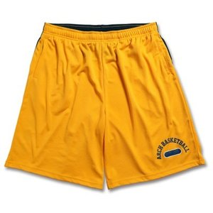 Arch work out shorts【yellow】 B16-011 tipoff