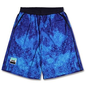 Arch marble designed  shorts【blue】 B16-024|tipoff