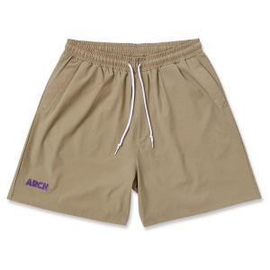 Arch  stretch nyron short pants【B221101】beige|tipoff