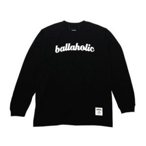 ballaholic Long Tee BH002LS02【BLK】|tipoff
