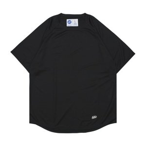 ballaholic  COOL Tee  【BHATS00154BLK】black/reflector|tipoff