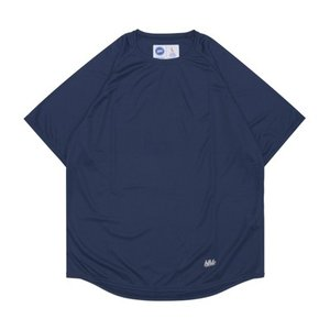 ballaholic  COOL Tee  【BHATS00154NVY】navy/reflector|tipoff