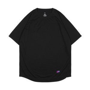 ballaholic  blhlc TOKYO COOL Tee  【BHATS00339BPS】black/pink sax gradation|tipoff