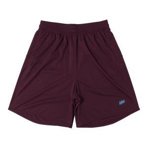 ballaholic Basic Zip  Shorts  【BHBSH00224CSX】crimson/sax|tipoff