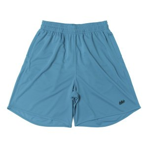 ballaholic Basic Zip  Shorts  【BHBSH00224TQK】turquoise blue/black|tipoff
