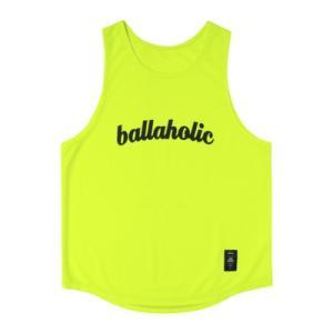 ballaholic LOGO Tanktop  【BHBTO00284VTK】volt/black|tipoff