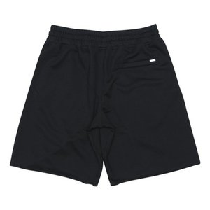ballaholic BLHLC Sweat Zip  Shorts  【BHCSH00187BLK】|tipoff|02