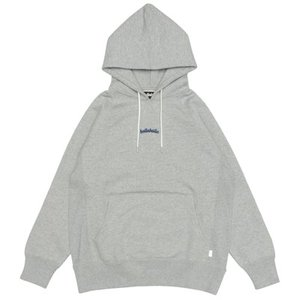 ballaholic Small LOGO Hoodie 【BHCTO00160GRY】gray|tipoff