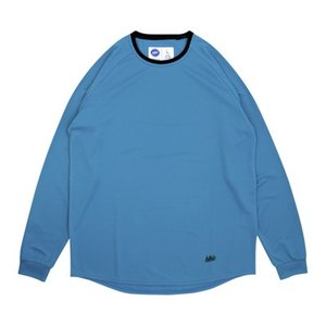ballaholic COOL LongTee BHCTS00031TBK【turquoise/black】|tipoff