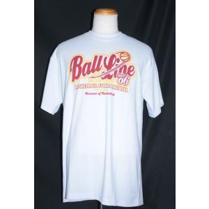 BALLLINE  Tシャツ 【BT1841】WHITE (XL)|tipoff