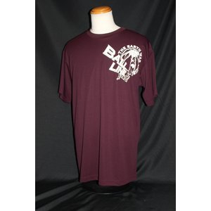 BALLLINE  Tシャツ 【BT1904】MAROON  (XL)|tipoff