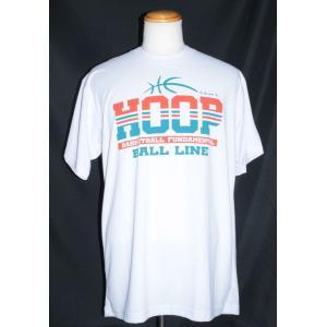 BALLLINE  Tシャツ 【BT1907】WHITE (XL)|tipoff