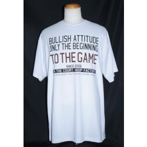 BALLLINE  Tシャツ 【BT1916】WHITE (2XL)|tipoff