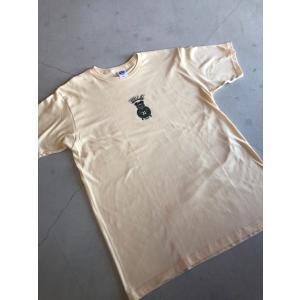 BULL-K 高畠佳介Tシャツ【BULLKT0920NAT】ナチュラル COTTON100% tipoff