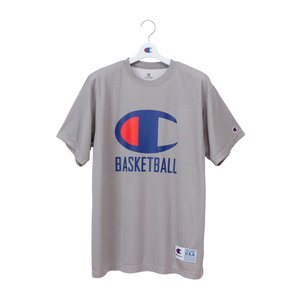 CHAMPION Tシャツ【C3-PB356】オックスフォードグレー|tipoff