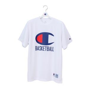 CHAMPION Tシャツ【C3-PB356】ホワイト|tipoff