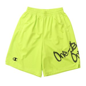 CHAMPION MINI PRACTICE PANTS【CK-HB502】LIME|tipoff