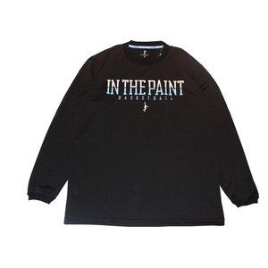 IN THE PAINT ロングスリーブ  DIV I【ITP16504】BLKLTB|tipoff