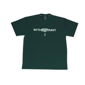 IN THE PAINT Tシャツ 【ITP17010GRN】|tipoff