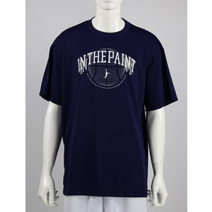 IN THE PAINT Tシャツ 【ITP19301】NAVY|tipoff