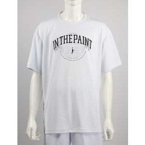 IN THE PAINT Tシャツ 【ITP19301】WHITE tipoff