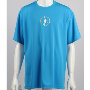 IN THE PAINT Tシャツ 【ITP19307】蛍光BLUE tipoff