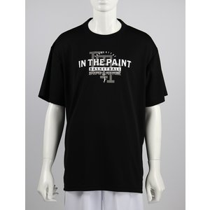 IN THE PAINT Tシャツ 【ITP19314】BLACK|tipoff