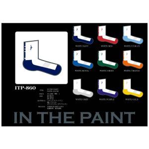 INTHE PAINT ソックス 【ITP860W】|tipoff
