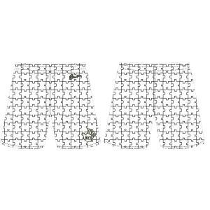 KONNY オリジナル PUZZLE SHORTS【KO2021SHPZLWH】WHITE|tipoff