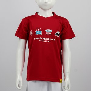 Little Monsters Tシャツ 【LM19201】RED|tipoff