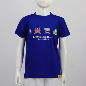 Little Monsters Tシャツ 【LM19201】ROYAL|tipoff