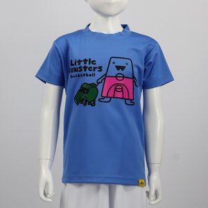 Little Monsters Tシャツ 【LM19202】LT.BLUE|tipoff