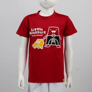 Little Monsters Tシャツ 【LM19202】RED|tipoff