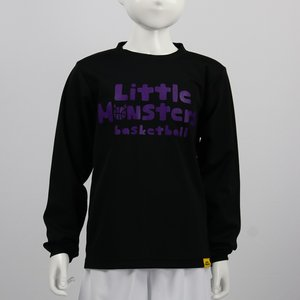 Little Monsters Tシャツ 【LM19203】BLACK|tipoff