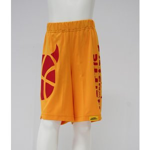 Little Monsters BAGGY SHORTS 【LM19204】GOLD|tipoff