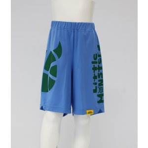 Little Monsters BAGGY SHORTS 【LM19204】LT.BLUE|tipoff