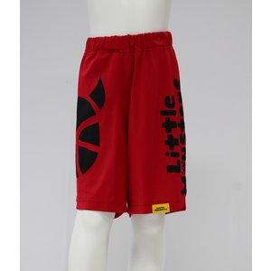 Little Monsters BAGGY SHORTS 【LM19204】RED|tipoff