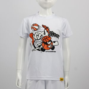 Little Monsters Tシャツ 【LM19209】WHITE|tipoff